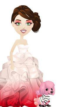 Mall World Girls | red lips | My Mall World Girl | Pinterest | Sandbox, Red Lips and ...