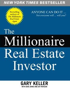 I'm an investor. I'm building financial wealth. Is today the day I find an opportunity and make a deal? Come check out The Millionare Real Estate Investor! You are in the righ Real Estate Investing Books, Real Estate Book, Selling Real Estate, Investing Money, Saving Money, Real Estate Business, Real Estate Investor, Real Estate Marketing, Getting Into Real Estate