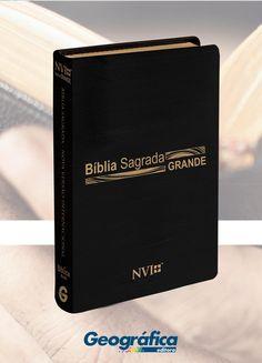Bíblia NVI - Luxo Preta