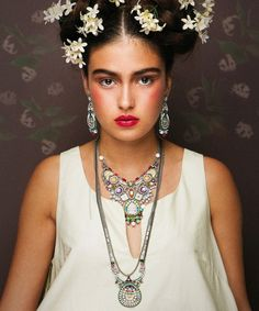Stunning new pieces by Israeli jeweller Ayala Bar - SB favourites.