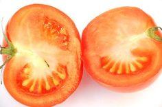 A tomato facial will remove dead skin, unplug pores, and restore the skin's natural pH balance in 2-3 minutes