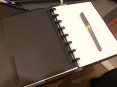 From a random website I found. Cover for a circa, rollabind or arc notebook. Says its a Think brand cover from Target.