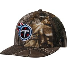 Tennessee Titans New Era Low Profile 59FIFTY Hat - Realtree Camo