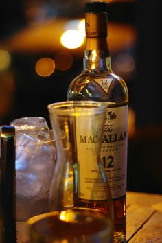 Macallan Single Malt Scotch Whiskey | Flickr - Photo Sharing!