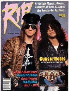 rip magazine 1988   Magazines : Inside Flipside Collectors Mall
