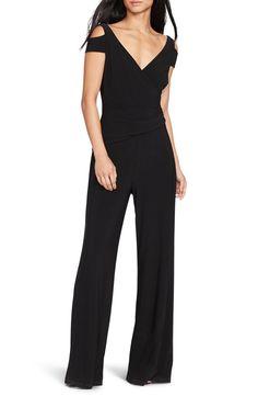 92690953b71 Lauren Ralph Lauren Wide Leg Jersey Jumpsuit