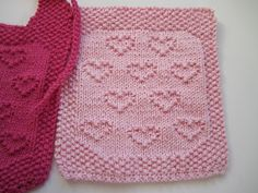 "While I was waiting for little Ruth to arrive, I started knitting up some ""girly"" soakers.  I had an idea for a soaker with hearts and it ca..."