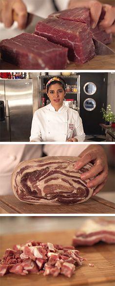 Entenda a diferença entre as carnes curadas
