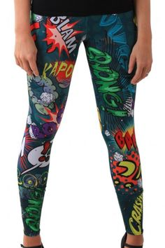More Geeky Leggings You Need To Own
