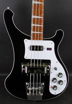 Rickenbacker Bass! Simplesmente o meu sonho!!!