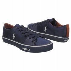 Polo by Ralph Lauren Cantor Low Shoes (Newport Navy) - Men's Shoes - 11.5 D