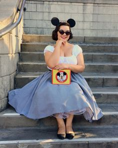 Dapper Day at Disneyland, Mousketeers never go out of style!