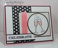Making Spirits Bright Anniversary Card