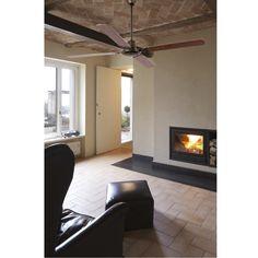 Comprar Ventilador de Techo Colonial de madera | Comprar ventiladores de techo sin luz espacios grandes