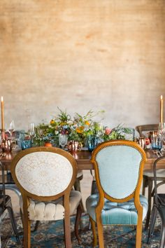 Photography: Maison Meredith Photography - www.maisonmeredith.com  Read More: http://www.stylemepretty.com/2015/05/27/luxurious-boho-warehouse-wedding-inspiration/