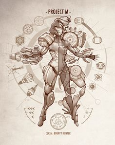 Project M: Da Vinci Edition - Created by Emilie Boisvert Available for sale on Society6.