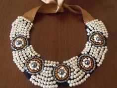 www.arminbijuterii.ro Beaded Necklace, Women's Fashion, Jewelry, Beaded Collar, Jewellery Making, Fashion Women, Jewlery, Pearl Necklace, Jewelery