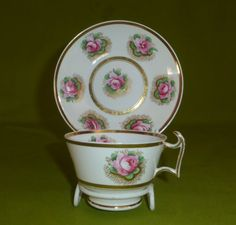 English Porcelain - FROM 1820!!! Almost 200 Years Old!!! Spode 2812 Duo in Excellent Condition! for sale in Port Elizabeth (ID:231609258)