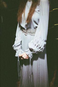 blankforblack:  Luisa Beccaria F/W 2014-2015   Grey Magazine photography FEDERICA FIORAVANTI