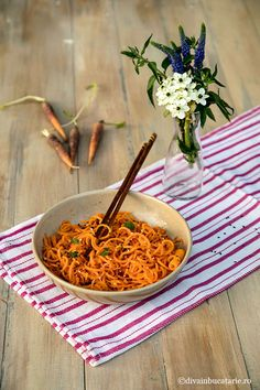 APERITIVE SI GUSTARI DE POST | Diva in bucatarie Healthy Diet Recipes, Clean Recipes, Keto Recipes, Vegetarian Recipes, Fat Burning Diet, Easy Diets, Linguine, Healthy Living, Easy Meals