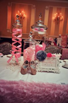 Baby Couture Shower by Josie Michelle Events