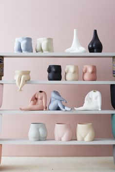 Ceramics Australia: Jones & Co latest a colour hit! - The Interiors Addict - - Just when you thought its wares couldn't get any better, the latest Jones & Co range dropped this week and we're hard pressed to pick a favourite piece. The brand's…. Ceramic Pottery, Pottery Art, Ceramic Art, Pottery Ideas, Slab Pottery, Pottery Designs, Ceramic Decor, Pottery Studio, Pottery Painting