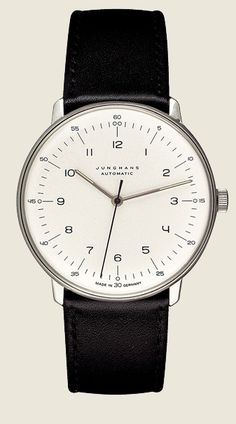 Junghans Max Bill automiatic 027 3500 00