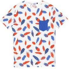 Tee-shirt Plumes  https://www.communedeparis.fr/fr/c/tee-shirts/p/tee-shirt-plumes-blanc