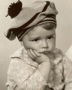 Spanky. What a cute little boy he was.