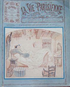 La Vie Parisienne, 8 Janvier 1910. [Pinned 14-vii-2015]