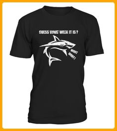 Guess What Week It Is Shark TShirt - Geburtstag shirts (*Partner-Link)
