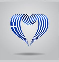 Heart Vector Images (over - Page 20 Greek Quotes, Greek Sayings, Greek Dancing, Greek Flag, Chios, Greek History, Greek Islands, Athens, Vector Art