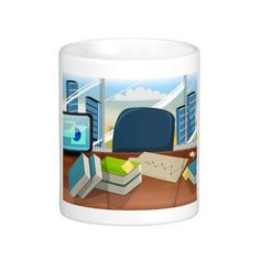 Corporate Bankers Office Coffee Mugs
