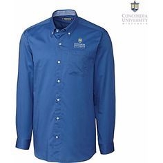 Cutter and Buck® Concordia University Wisconsin Long Sleeve T-Shirt $44
