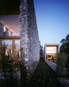 Thai architect Duangrit Bunnag, designed the Resort Kui Buri in Thailand. Extending over several beachfront hectares on the Gulf of Thailand, Resort Kui. Property Design, Design Hotel, Travel Advise, Unique Hotels, Beach Tops, Destin Beach, Thailand, Exterior, Architecture