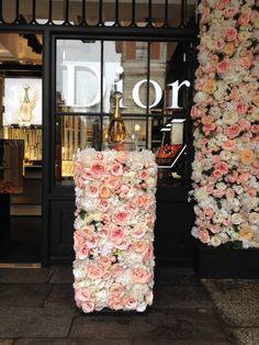 Dior Flowers, Flower Installation, Ladder Decor, Design, Home Decor, Decoration Home, Room Decor, Home Interior Design