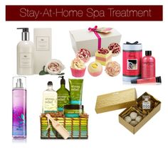 """""""Spa Treatment to the Max"""" by youonlylivefabulously ❤ liked on Polyvore featuring beauty, Cochine Saigon, holidays and hostessgifts"""