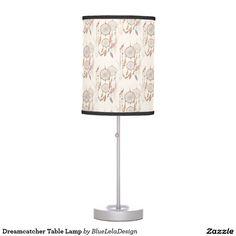 Dreamcatcher Table Lamp