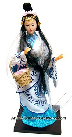 Chinese Gifts  Collectible Chinese Doll  Chinese Beauty -- Read more reviews of the product by visiting the link on the image.