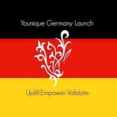 Younique is launching in Germany on August 1st! Germany is one of the world's top countries for online makeup purchases, social media use, and mascara consumption, all elements of the Younique business model. Got friends in Germany who might like to learn more about Younique? OPPORTUNITY OF A LIFETIME! If you know anyone in Mexico too! Click here! https://www.youniqueproducts.com/StaceyKClark