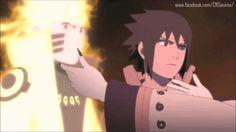 kaguya naruto y sasuke recuerdo