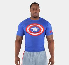 Men's Under Armour® Alter Ego Compression Shirt | 1244399 | Under Armour US
