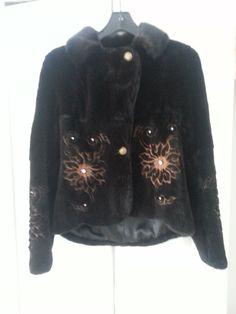 New Alberto Makali Fur Jacket S | eBay