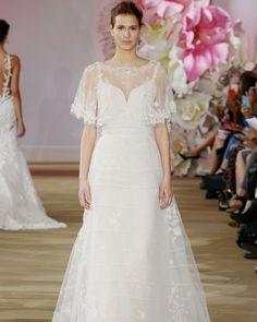 6a45edef6c1 Ines di Santo Spring 2017 Wedding Dress Trends