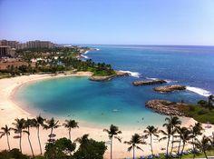 Ko Olina lagoon | Oahu, Hawaii- The JW Marriott Ihilani in Ko Olina on Oahu's West Coast.