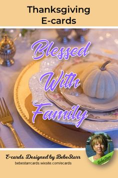 If you are blessed with a great family, remember them with special Thanksgiving e-cards. This is your one-stop-shop for all Thanksgiving e-cards. Also Religious Blessings, Friends, Neighbors, Sentimental, Humor, Birthday, etc. E-cards are free to send and fun to receive! #thanksgiving #blessed #family #ecard bebestarrcards.wixsite.com/ecards