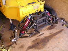 vw baja front suspension kit - Buscar con Google