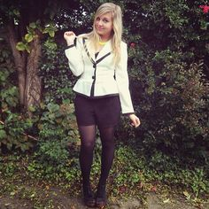 Me in 2011 - can't believe this was 4 years ago! #fashion #fashionblog #outfit #blog #blonde #ninascloset #throwback