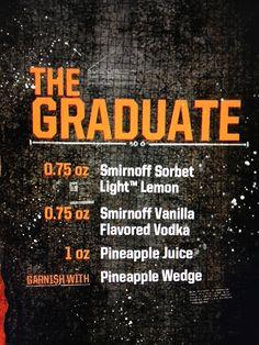 The Graduate ;) (Double shot)