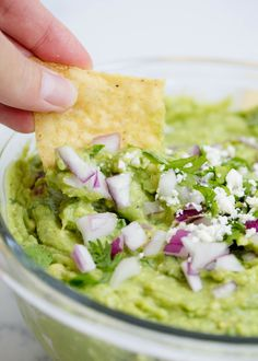 Love this easy guaca